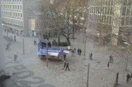 Fussgaengerzone Hannover