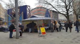 Hannover-Fußgängerzone